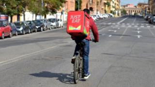 Just Eat to stop using gig economy workers 2