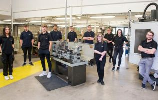 Siemens Mobility's first Goole train plant apprentices are on board 2