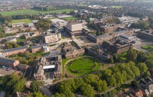 University's engineering coup with globally recognised professor 2