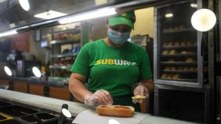 Subway rolls ruled too sugary to be bread in Ireland 1