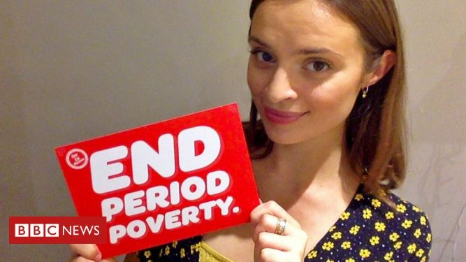 Activists cheer as 'sexist' tampon tax is scrapped 2