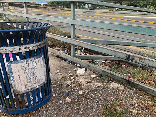 – Jamaica Failing to Cope with Plastic Waste – 4