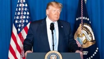 president trump retaliation