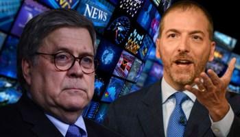 NBC admits Chuck Todd's 'Meet the Press' deceptively edited Barr remarks on Flynn
