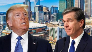 Trump threatens to find new GOP convention site if North Carolina governor won't allow full attendance