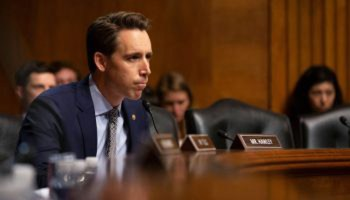 Sen. Hawley on bill targeting Big Tech: They've 'purchased a lot of influence' and will fight it 'tooth and nail'