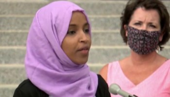 House GOP resolution accuses Ilhan Omar of 'anti-American' remarks; office decries 'false smear'
