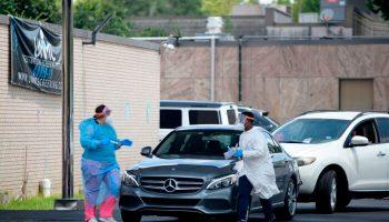 Texas Removes 3,484 COVID-19 Cases