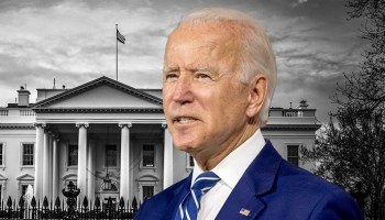 Biden plans, addressing issues from climate to elder care, near $10 trillion price tag