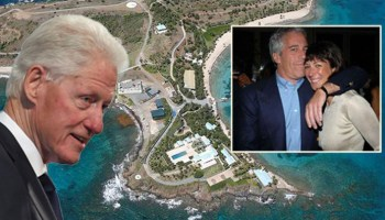 Bill Clinton visited Jeffrey Epstein's private island, unsealed court documents suggest