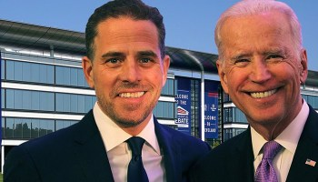 Trump takes press to task for skipping over Hunter Biden scandals