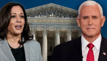 Vice presidential debate: Kamala Harris ducks Pence's court-packing question