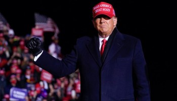 For 2nd straight pres election, Trump outperforms polls, pundits' expectations