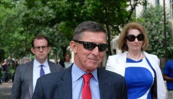 Former National Security Adviser Michael Flynn Pardoned by Trump