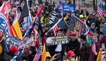 Pro-Trump Protest Organizers Announce New Details for Jan. 6