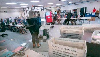 Judge Rules Arizona's Maricopa County Must Turn Over 2.1 Million November Election Ballots to Senate