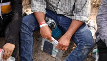 Cartels Use Wristbands to Track Human Smuggling Over Border