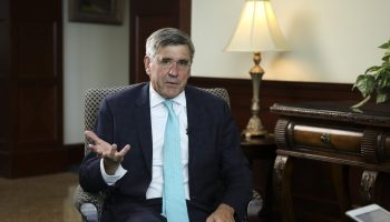 Economist Stephen Moore Predicts Financial Crisis Within Next 18 Months