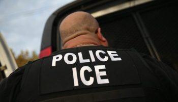 ICE Agents, Sheriffs Sue Biden Admin Over 'Unlawful' Deportation Policy
