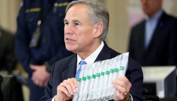 Local Officials Ignoring Abbott's Executive Order; AG Paxton Issues Warning