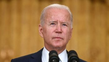 Vulnerable Democrats in Congress Distance Themselves From Biden