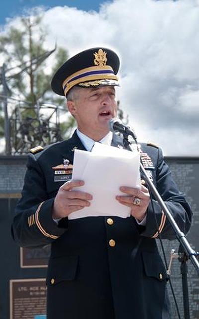 Siskiyou County Sheriff Jon Lopey
