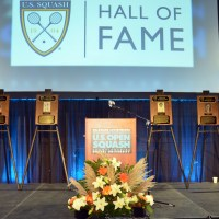 Three New Inductees for U.S. Squash Hall of Fame