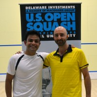Sharma and Fiteni Clinch U.S. Open Qualifying Positions