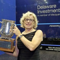 Alicia McConnell Awarded President's Cup on Women in Sports Day