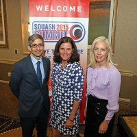 """USOC's Baird """"Boasts"""" About Team USA At First Squash Summit"""
