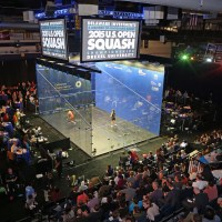 Watch the U.S. Open Finals on Tennis Channel Everywhere and SquashTV