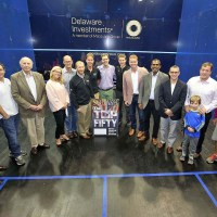 Squash Magazine Top 50 Celebrated at U.S. Open