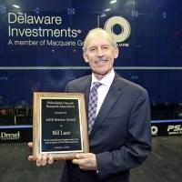Bill Lane Awarded PSRA Service Award