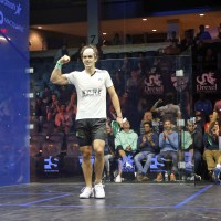 Coll Muscles Into Maiden U.S. Open Semifinals; World No. 1's Affirm Dominance