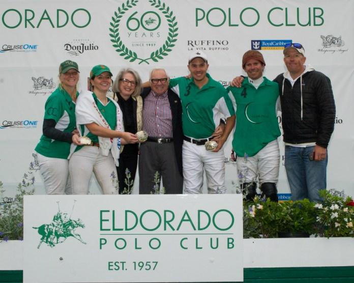 Carlton and Keleen Beal Cup winners Luna Polo.