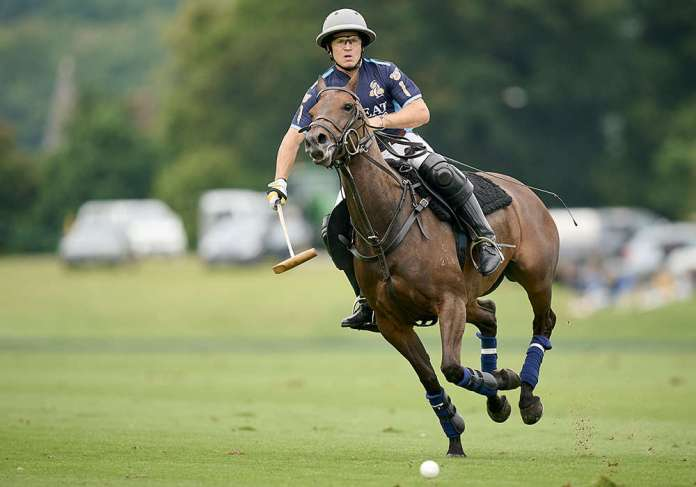 Great Oaks Les Lions and Dillon Bacon will look for their third victory in the final day of league play against BP Polo.