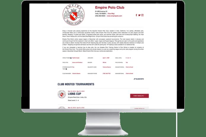 club profile