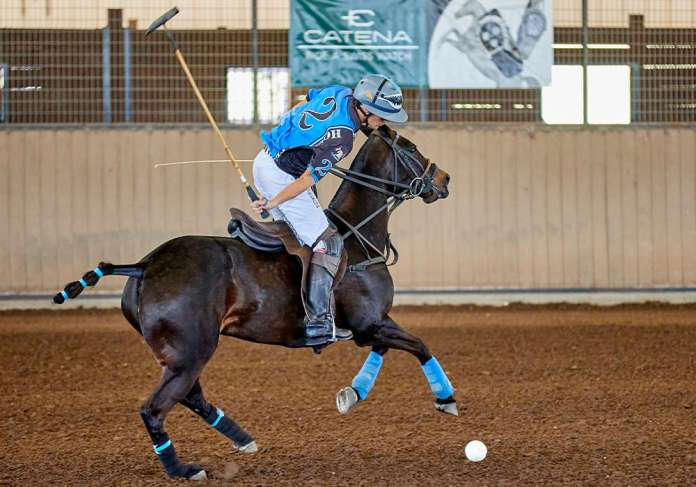Horsegate's Lance Stefanakis competing in the Southwestern Circuit George S. Patton, Jr.