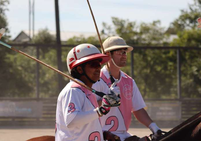 The 2021 National Arena Delegate's Cup was the second USPA finals win in a row for teammates Jorge Vasquez and Nik Feldman. ©Daisy Johnson