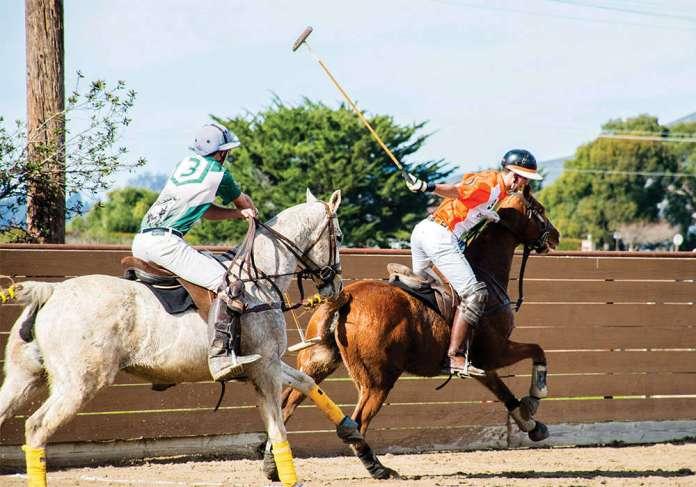 Oregon State's Joel Potyk races down the boards in Intercollegiate competition ©Essence Captured - Lori Sortino.