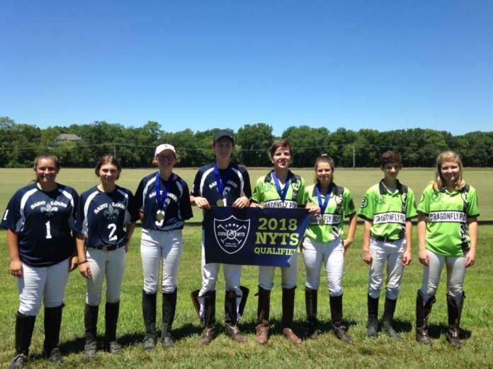 St. Louis Polo Club NYTS Qualifier.