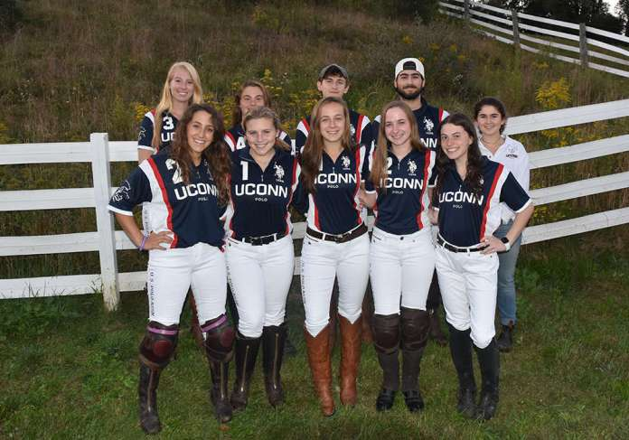 uconn polo team