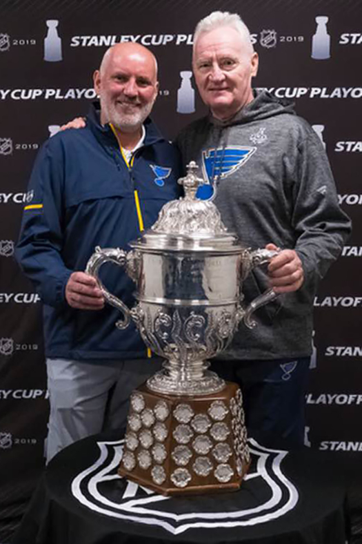 Larry Robinson Stanley Cup