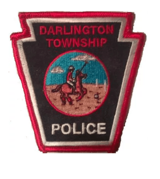 Polo featured on the Darlington Police badge.
