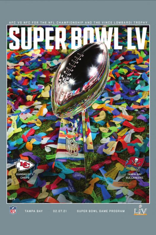 Super Bowl LV.