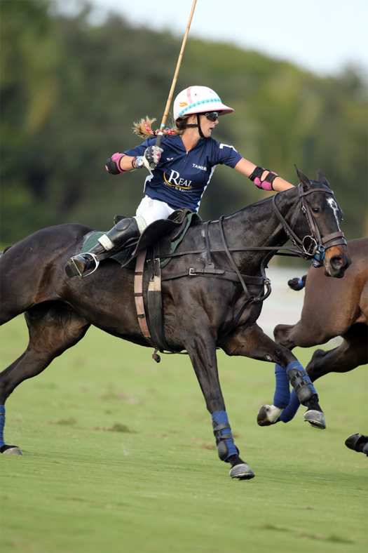 Hope Arellano competing with Tamera in the 2021 Ylvisaker Cup.