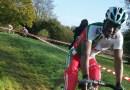 Première course et Premier Cyclocross pour Junior Barry !