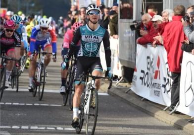 2019, Première Course Route , première Victoire : Bravo Bryan !