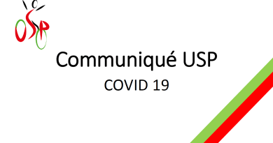 Communiqué USP-Épidémie Covid 19