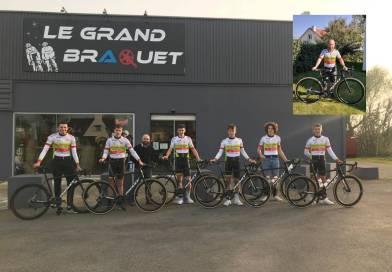 RIDLEY/LE GRAND BRAQUET et L'USP, une belle initiative !